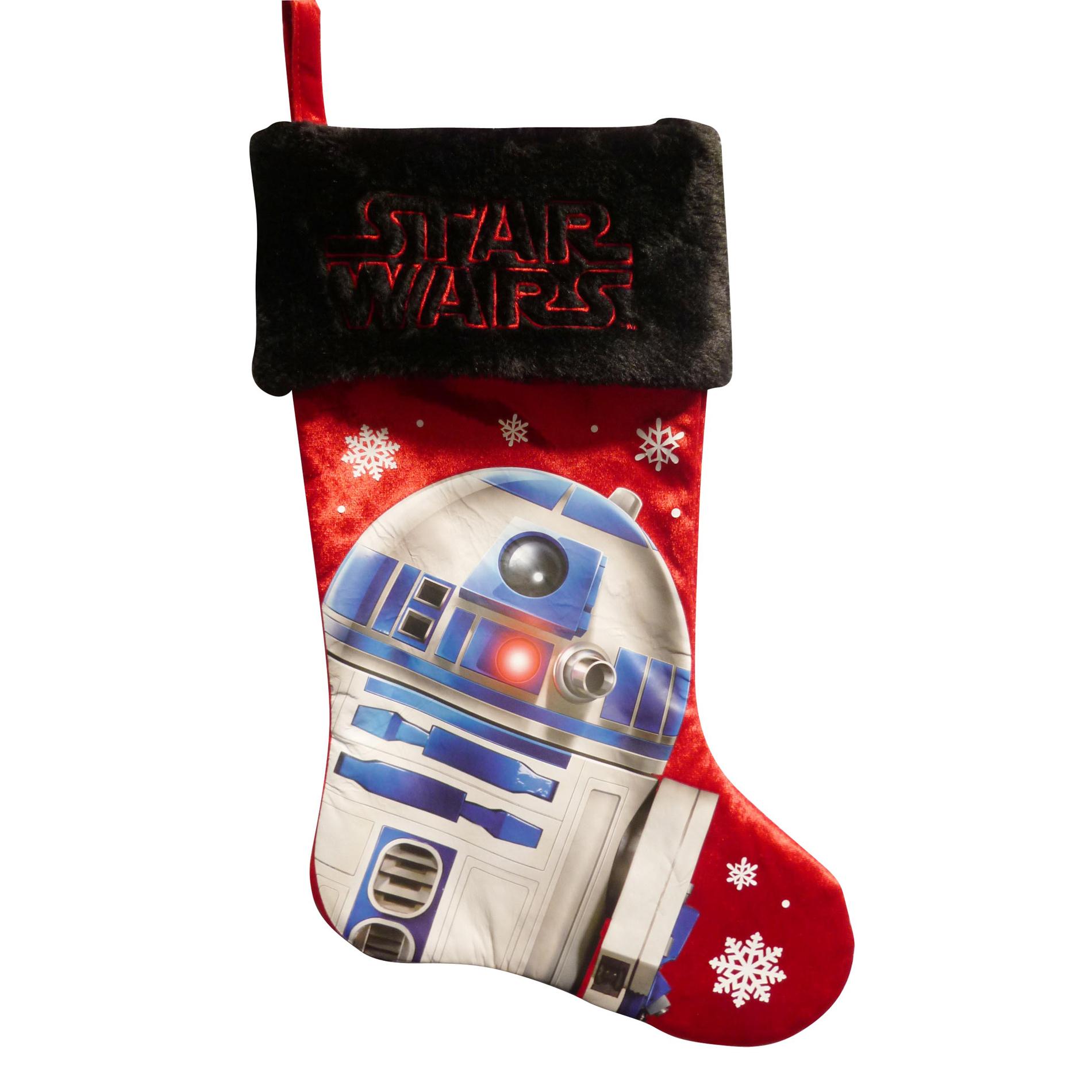 Star Wars 20 Star Wars R2d2 Christmas Stocking Seasonal