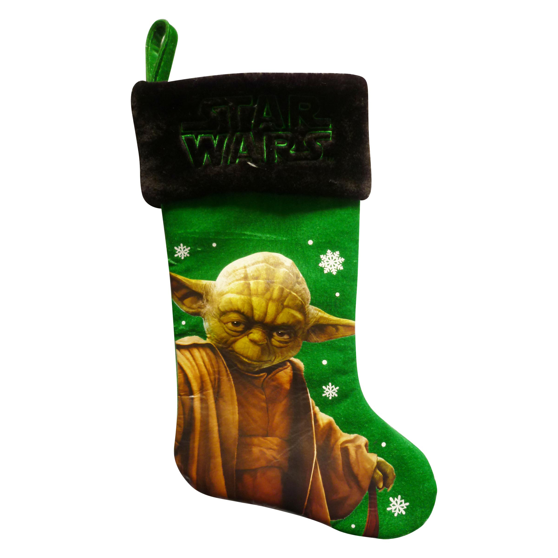 Star Wars 20 Star Wars Yoda Christmas Stocking Seasonal