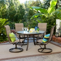 Miranda Garden Oasis 5 Piece Dining Set