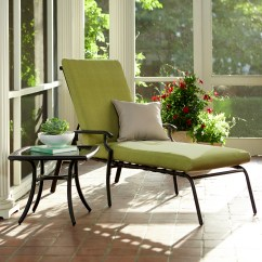 Sun Lounge Chairs Kmart Ergonomic Chair With Headrest Garden Oasis Rockford Chaise - Outdoor Living Patio Furniture