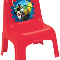 Mickey Mouse Clubhouse Chair Best Gaming For Xbox One Kids Only Playtime Resin Disney Capers