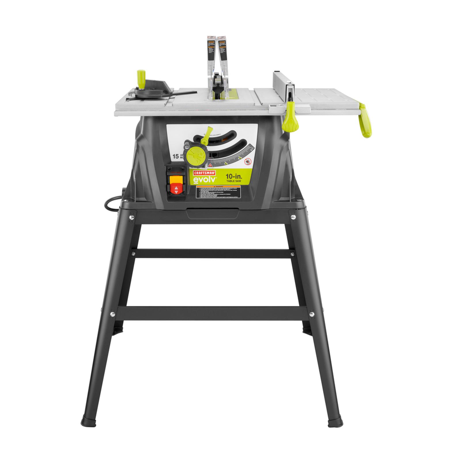 craftsman table saws wiring diagram for craftsman lawn mower evolv 10  [ 1600 x 1600 Pixel ]