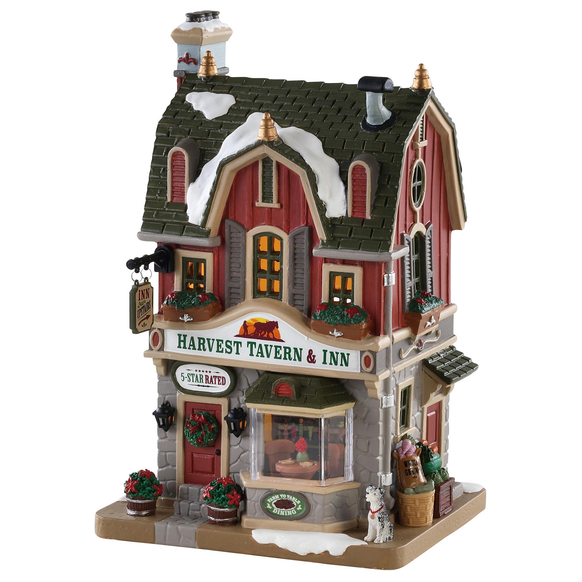 Lemax Village Collection Christmas Village Building