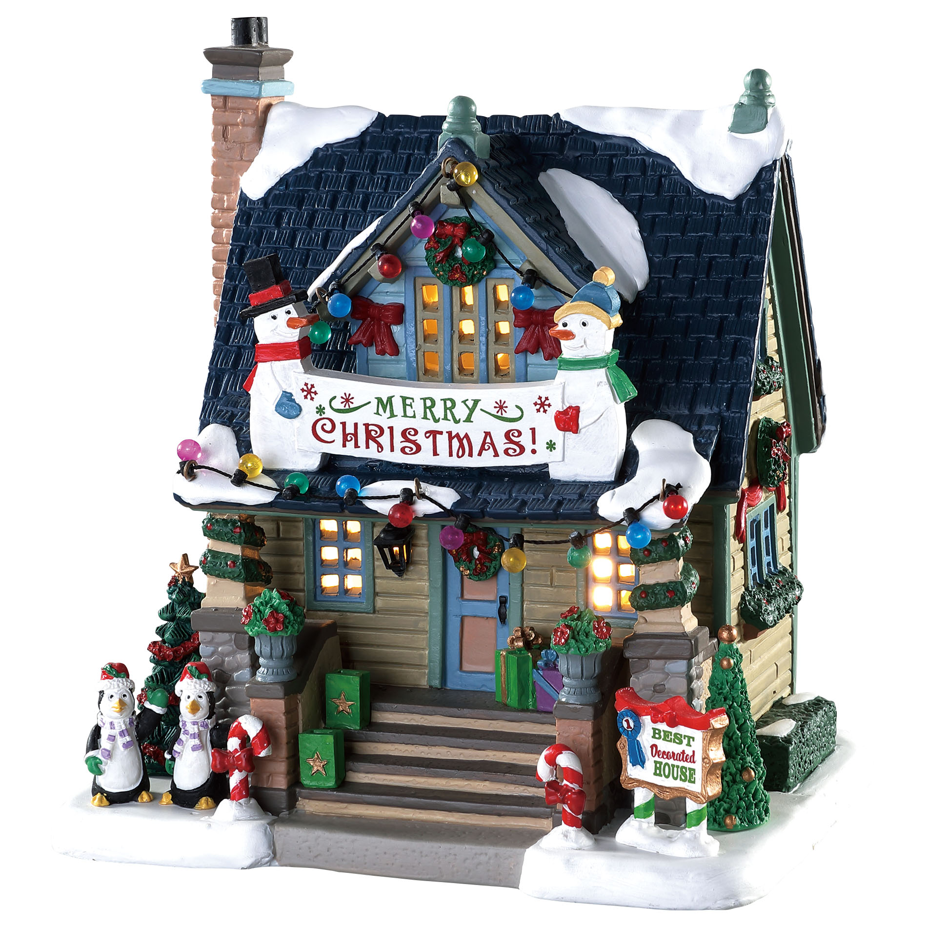 Lemax Village Collection Christmas Village Building Best