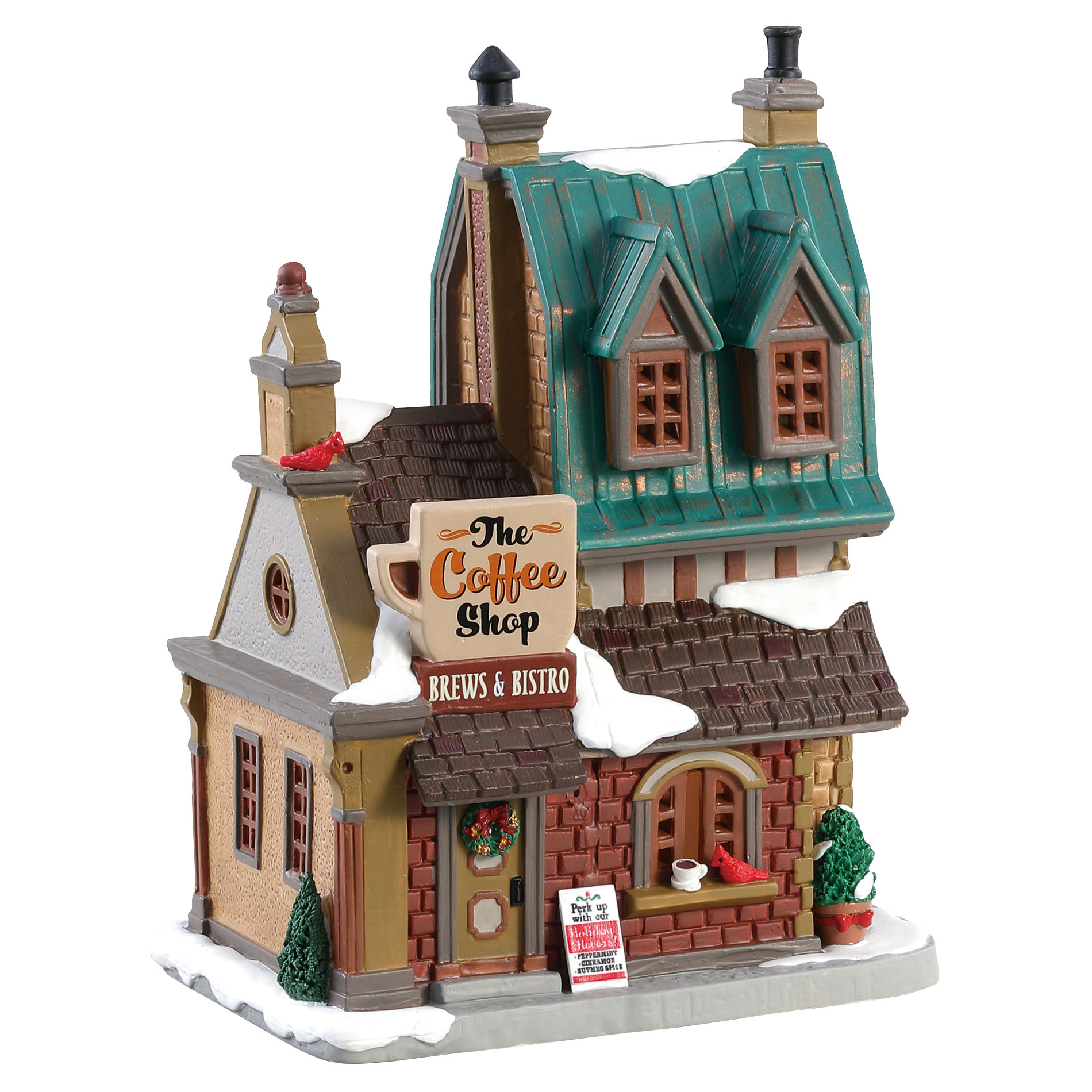 Lemax Village Collection Christmas Village Building The