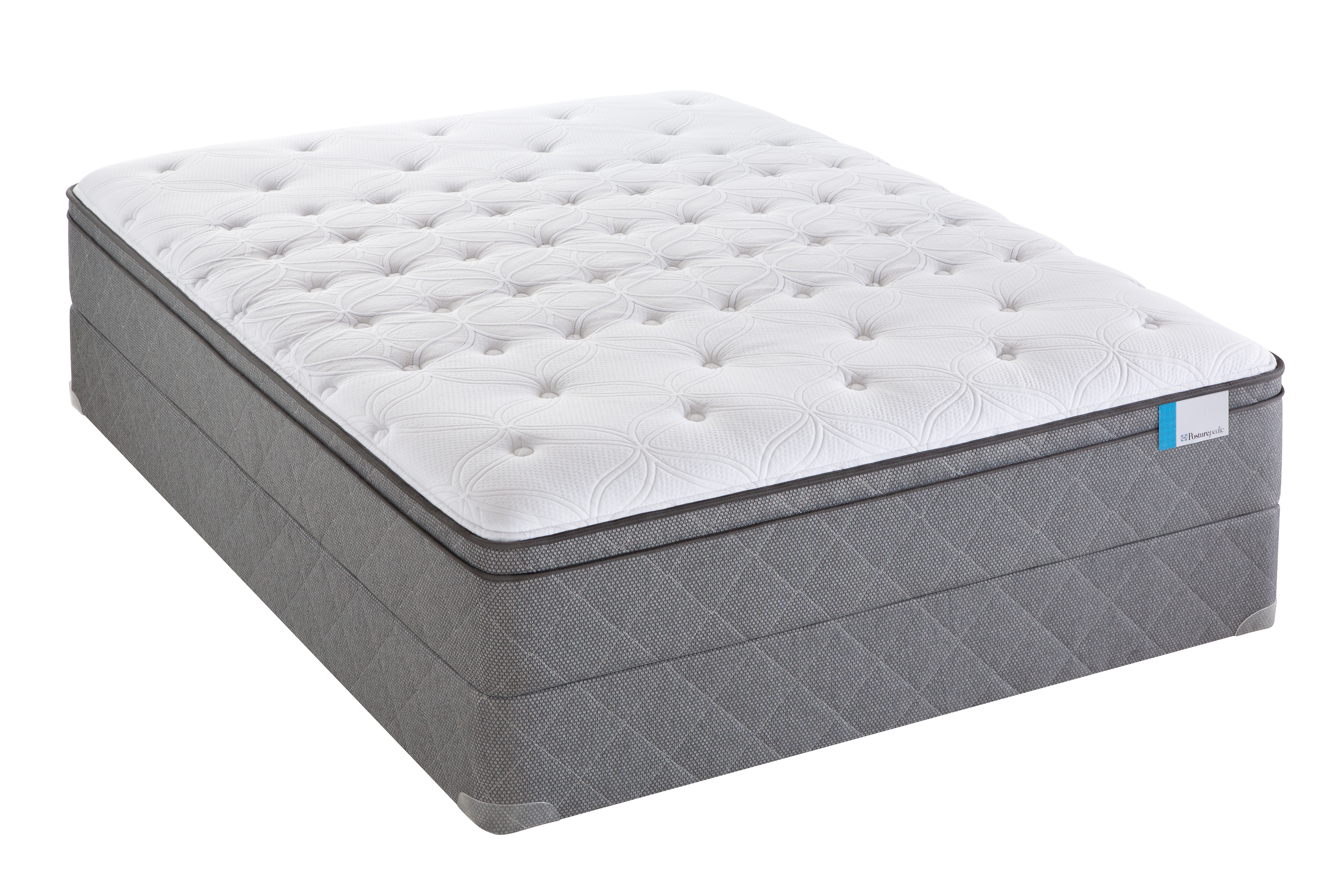 Sealy Posturepedic Lynnview Plush Euro Top King Mattress