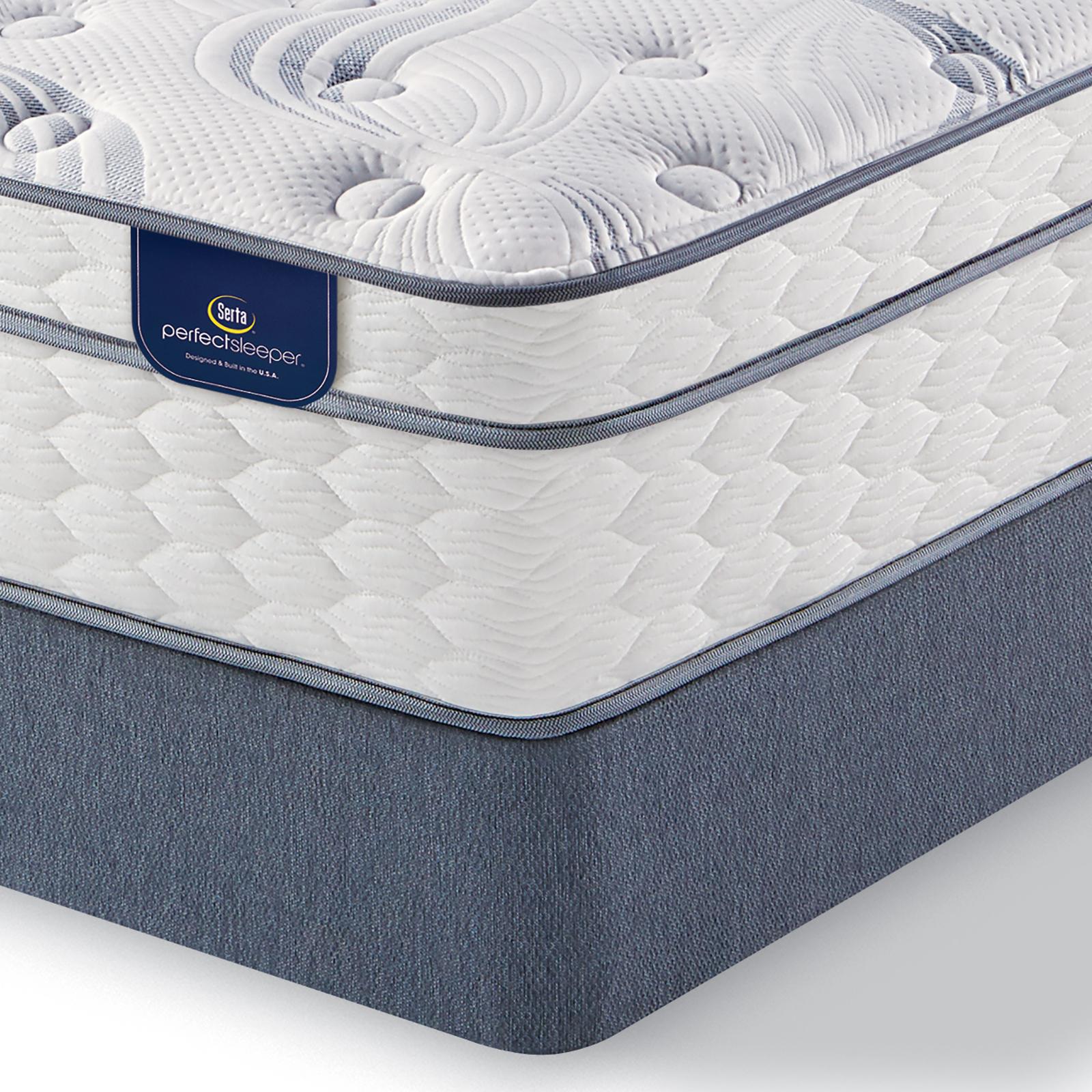 Serta Perfect Sleeper Elmstead Firm Queen Eurotop Mattress