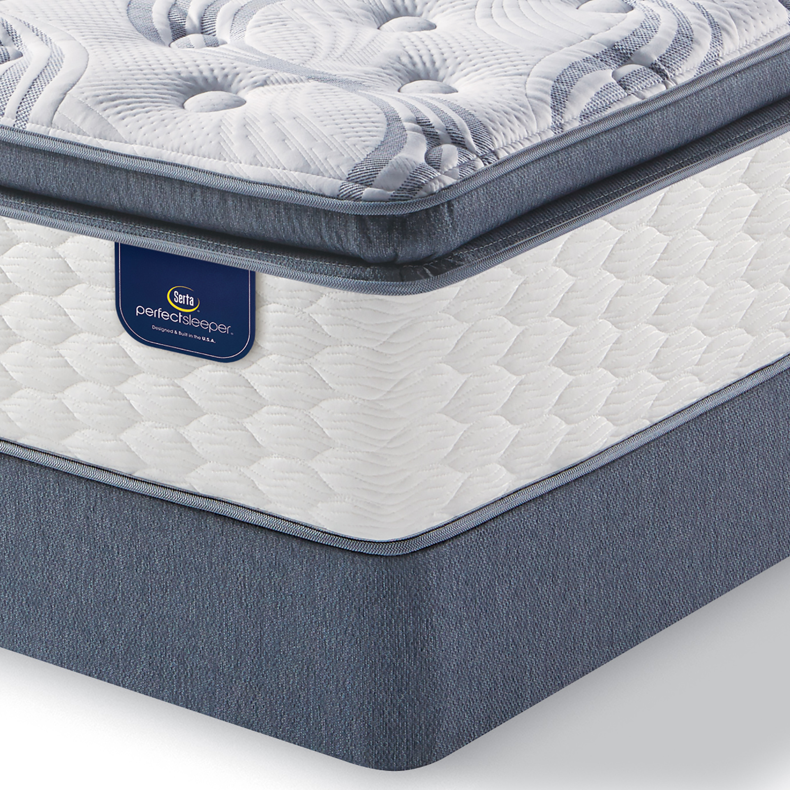 Serta Perfect Sleeper Teddington Firm King Super Pillowtop