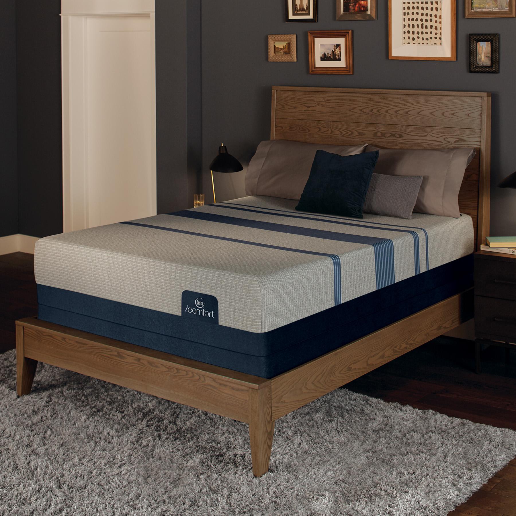 Serta Icomfort Blue Max 1000 Plush King Mattress