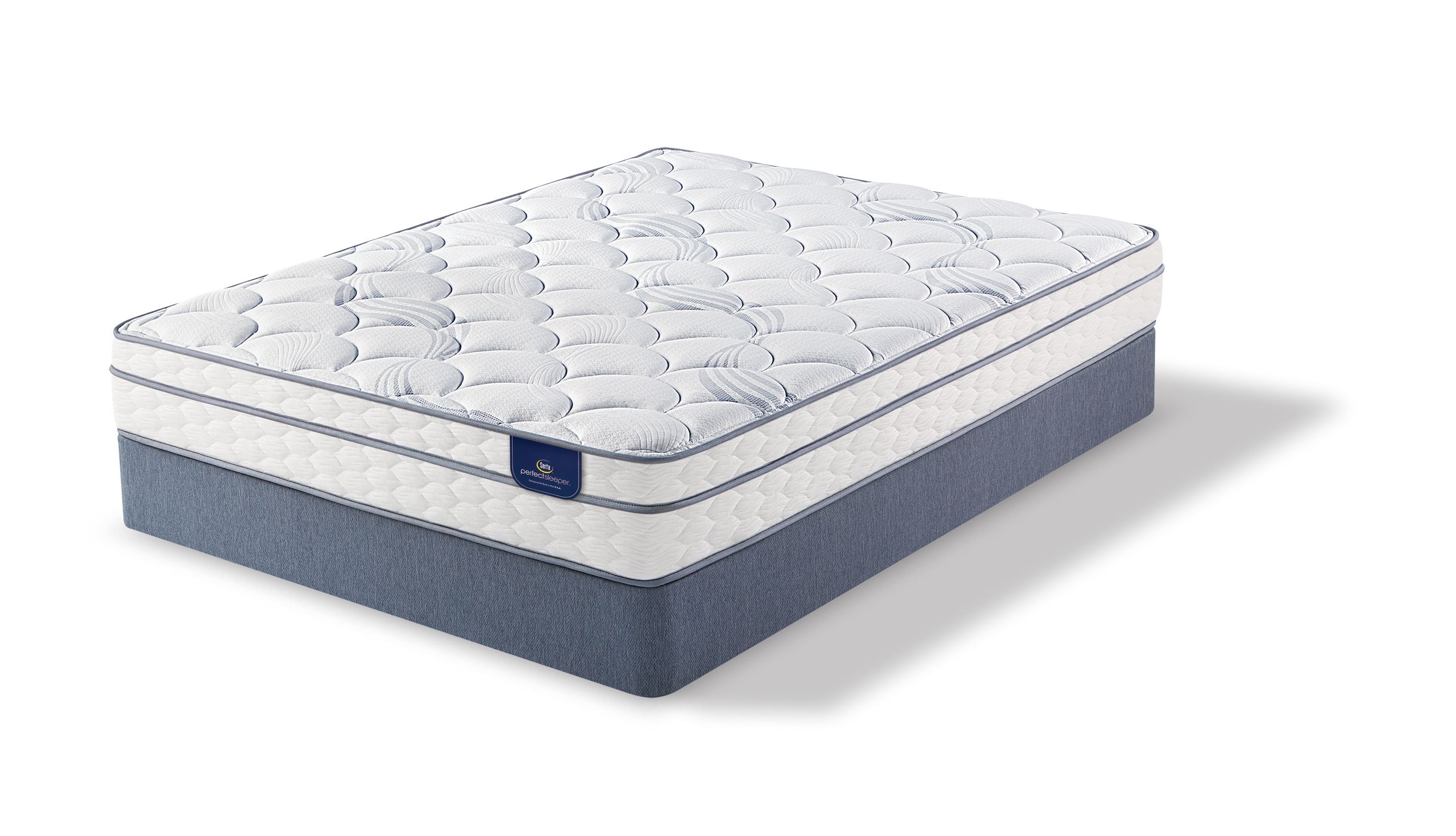 Serta Isleworth Eurotop Full Mattress