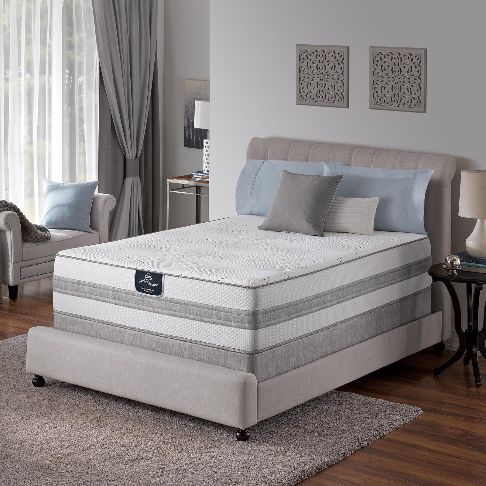 Serta Perfect Sleeper Elm Grove Lux Firm King Mattress - Home Mattresses & Accessories