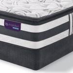 Serta Icomfort 92459 Serta Hybrid Observer Queen Super Pillowtop Mattress American Freight Sears Outlet