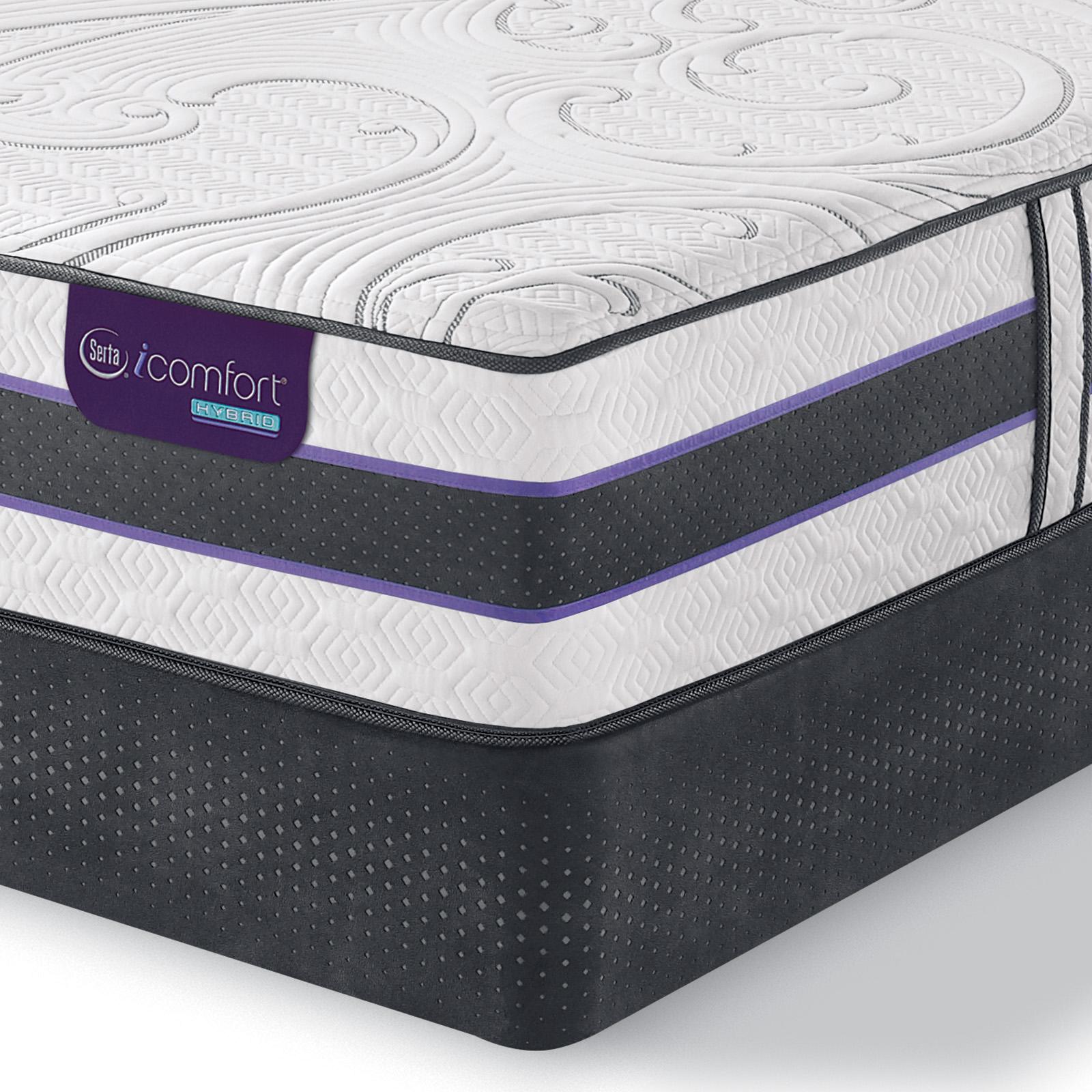 Serta Icomfort Hybrid Smartsupport Hb500s California King Mattress - Home Mattresses