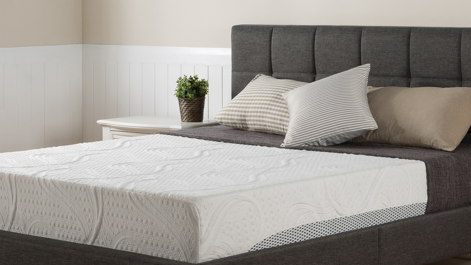 Night Therapy 10 Memory Foam Mattress Twin - Home Mattresses & Accessories