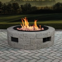 Can this firepit be converted to use Natural gas? | Shop ...