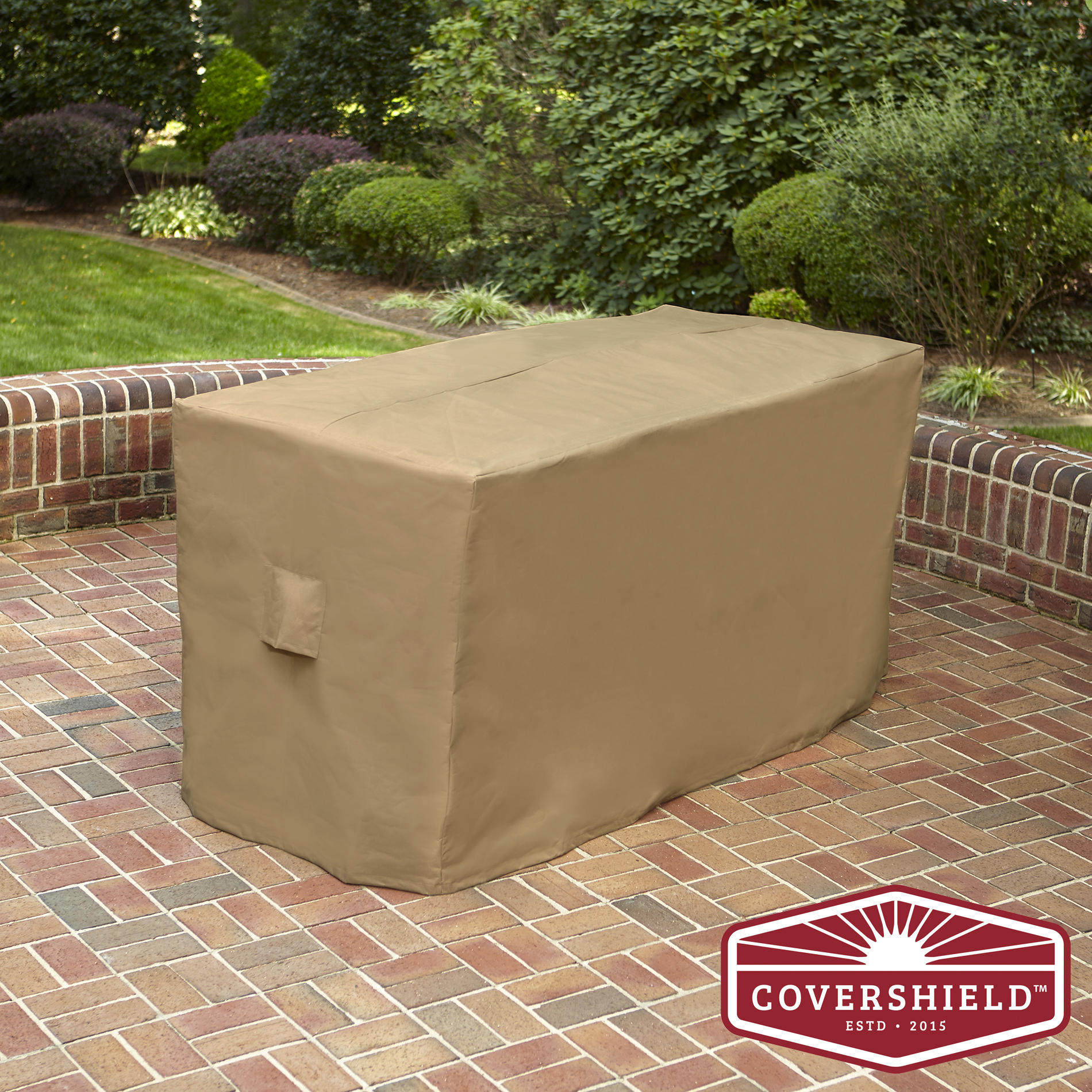 Covershield Bistro Cover- Deluxe - Outdoor Living Patio