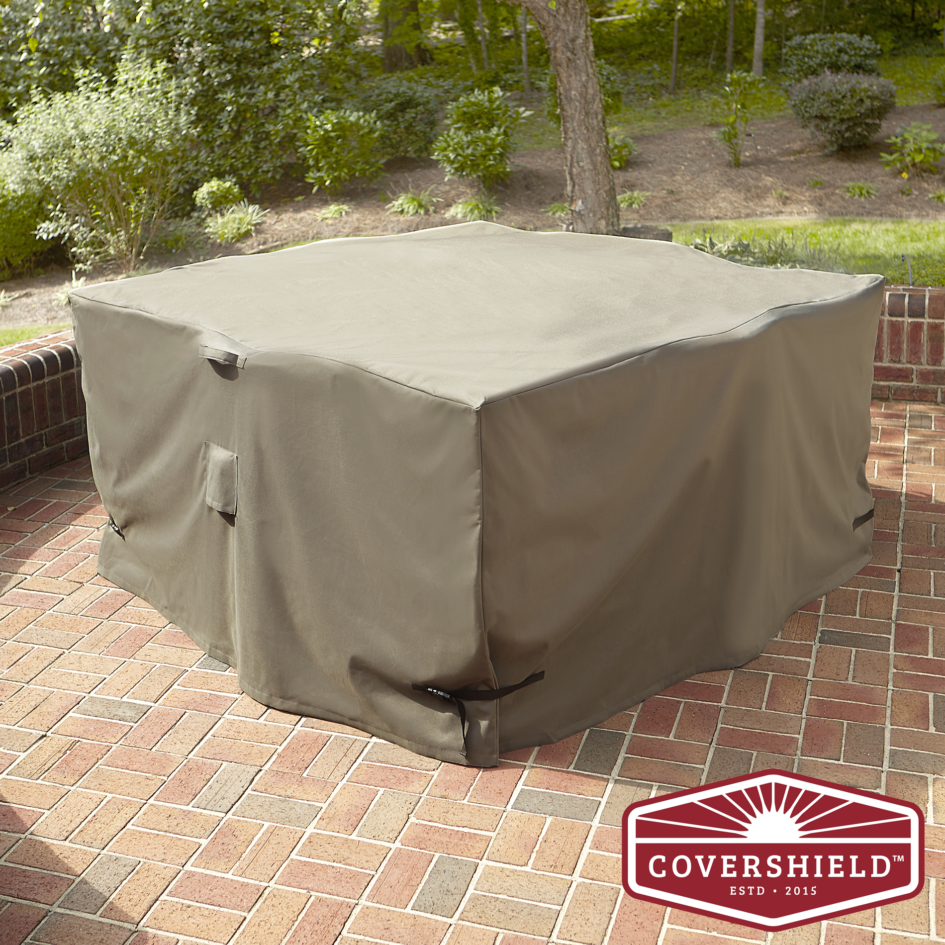 Covershield 5pc Square Dining Set Cover- Elite - Outdoor