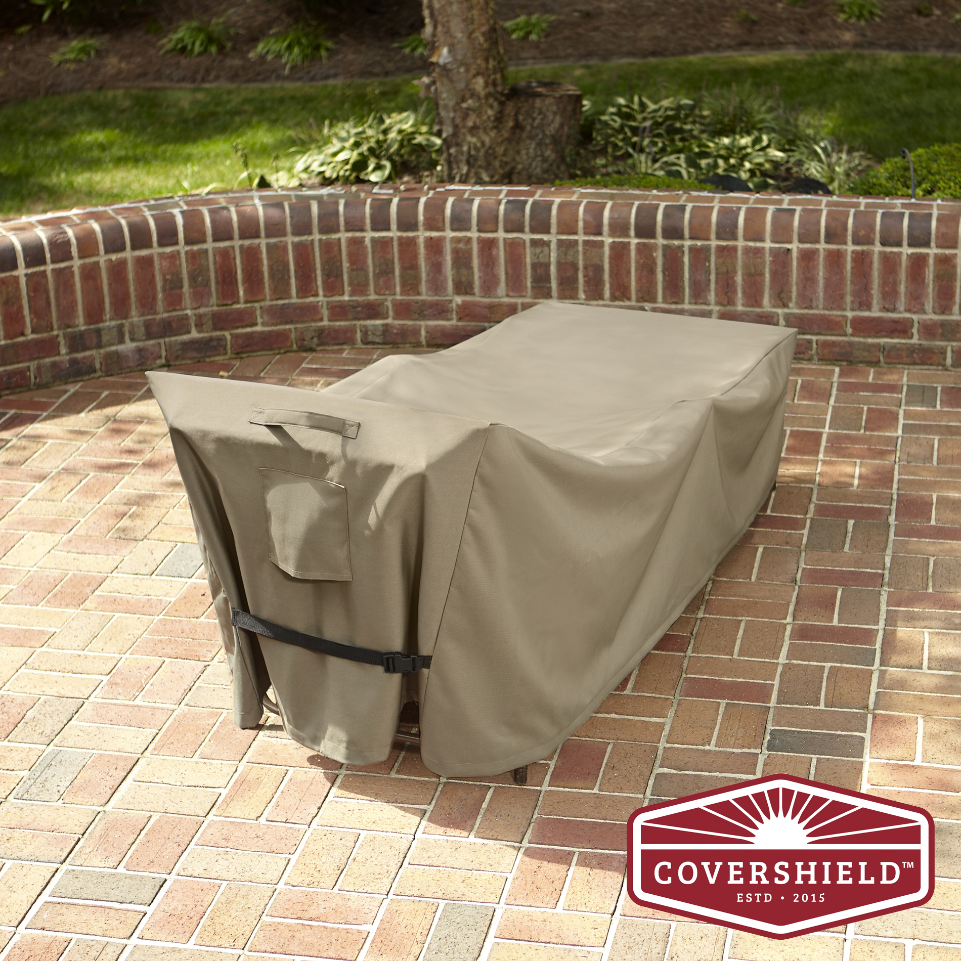 Covershield Chaise Cover- Elite - Outdoor Living Patio