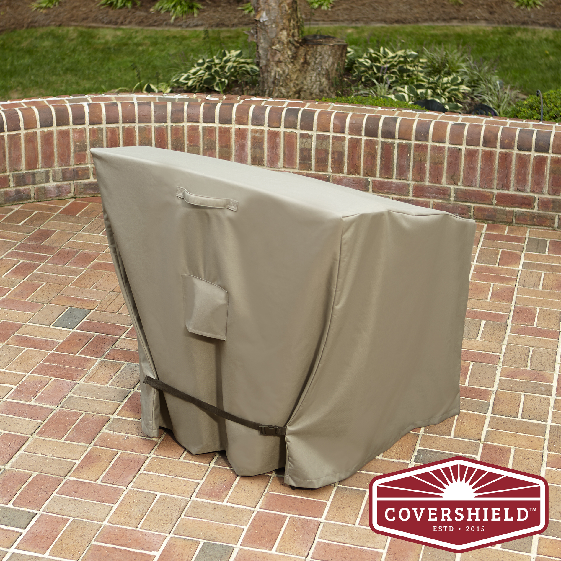 Covershield Oversized Lounge Chair Cover-elite - Outdoor