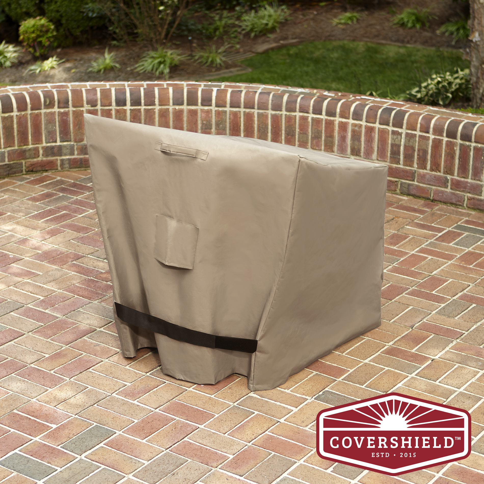 Covershield Oversized Lounge Chair Cover- Premium