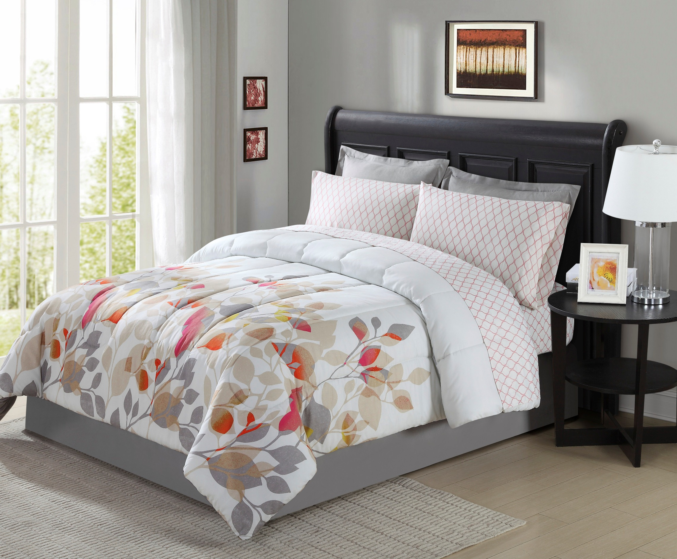 Colormate Complete Bed Set