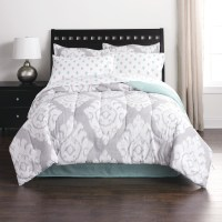 Colormate Complete Bed Set  Ikat Flouris