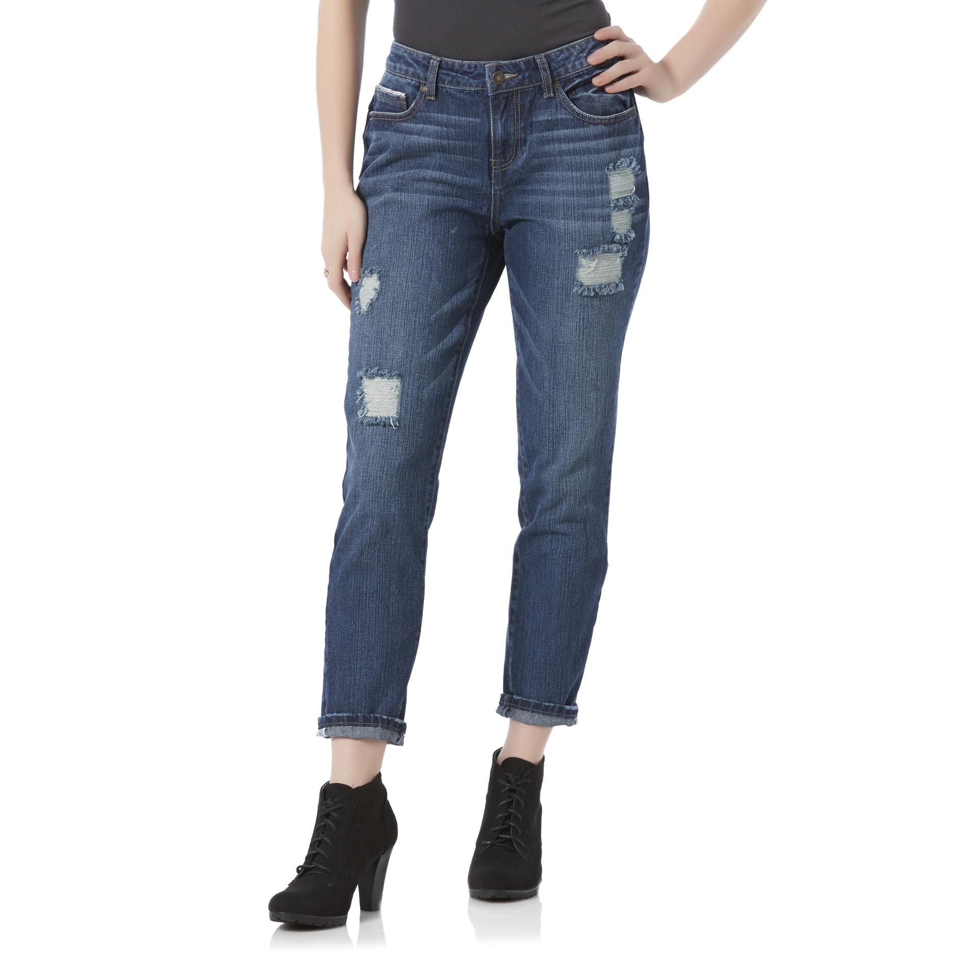 Canyon River Blues Women' Destructed Jeans - Sears