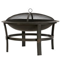 """BBQ Pro Round Fire pit, 29"""" *Limited Availability ..."""