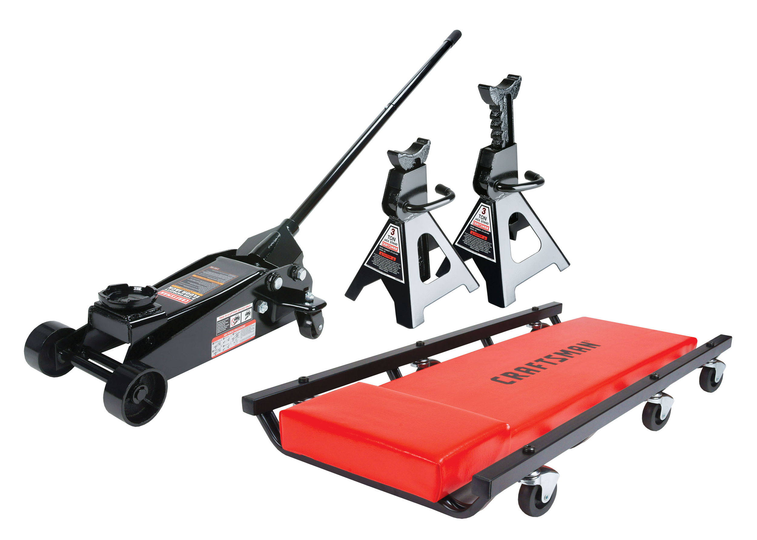 Sears Hydraulic Floor Jack