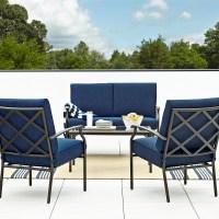 30+ Awesome Blue Patio Furniture | Patio Furniture Ideas