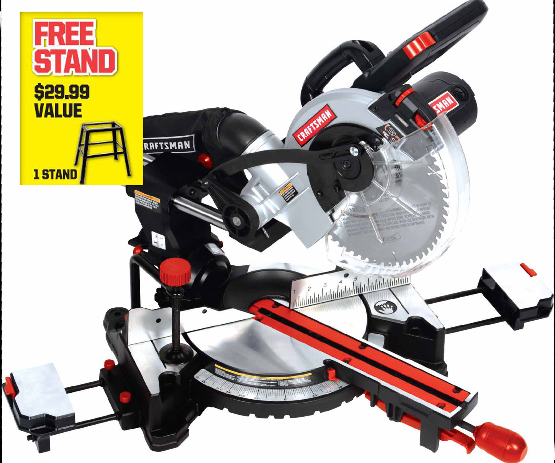 Craftsman Contractor Series Miter Saw