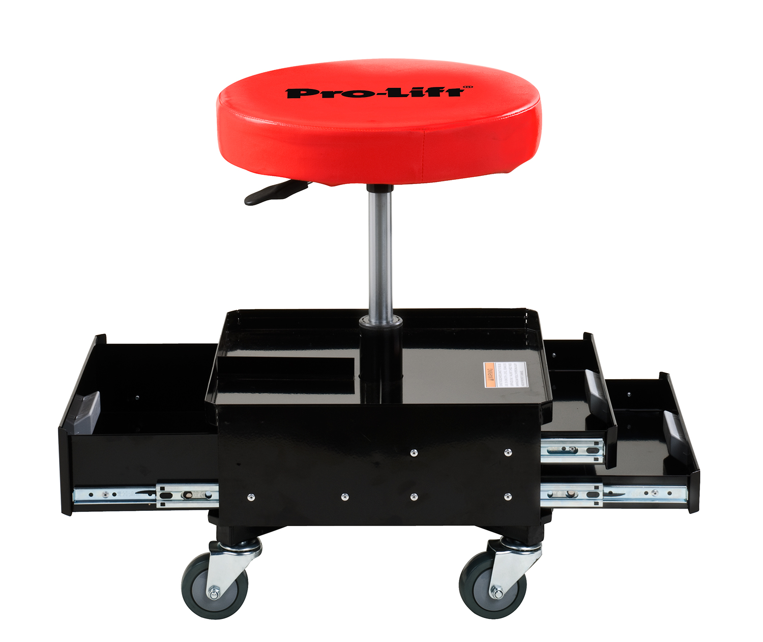 Pneumatic Chair Pro Lift Pneumatic Chair W Dual Tool Trays 2 Small