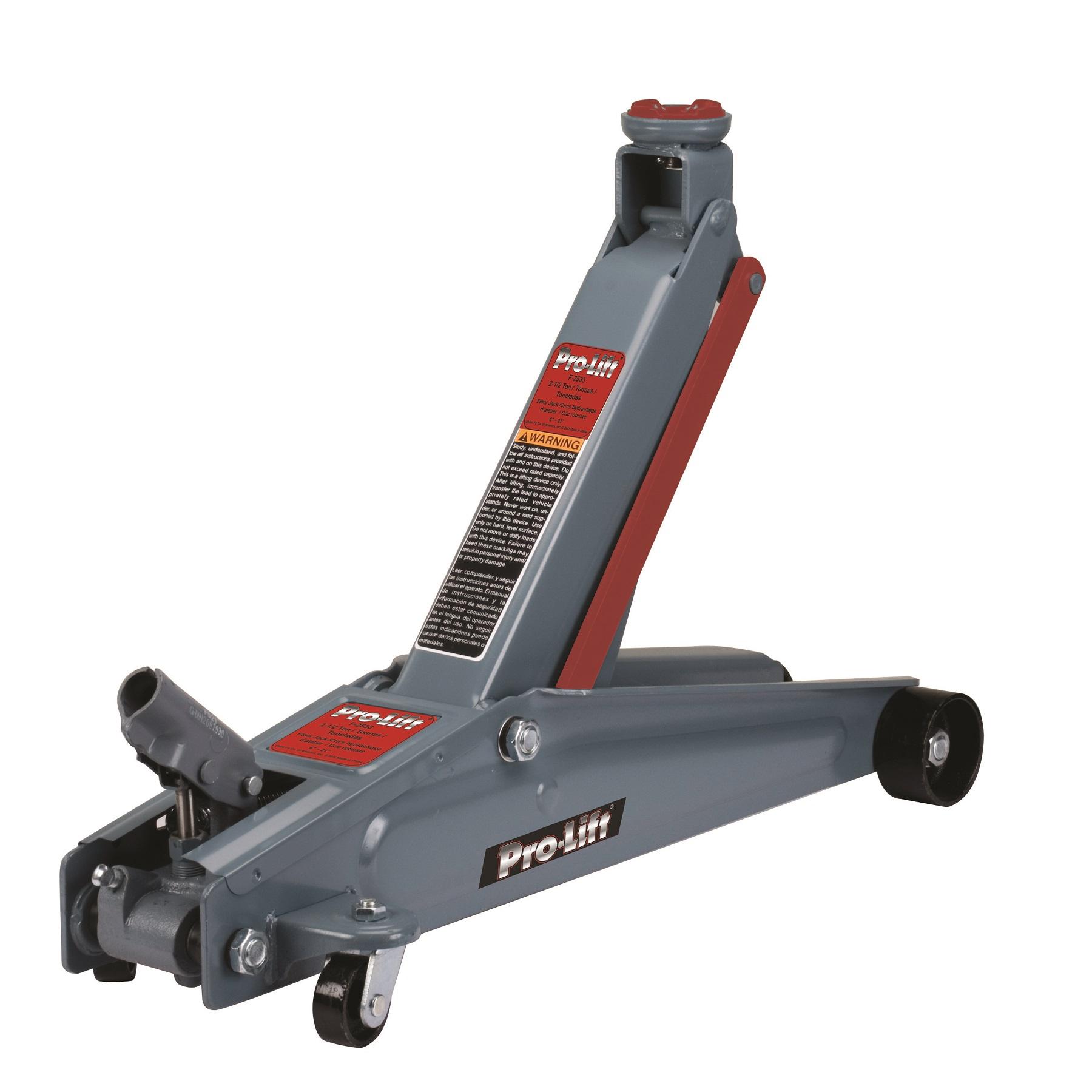 Pro-lift -2533 2.5 Ton High Lift Floor Jack With Speedy