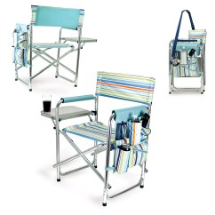 Picnic Time Sports Chair Cheap Covers Bulk Camping Chairs Tables Sears In St Tropez