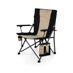 Big Camping Chair Kartell Ghost Knock Off Bear Camp Black