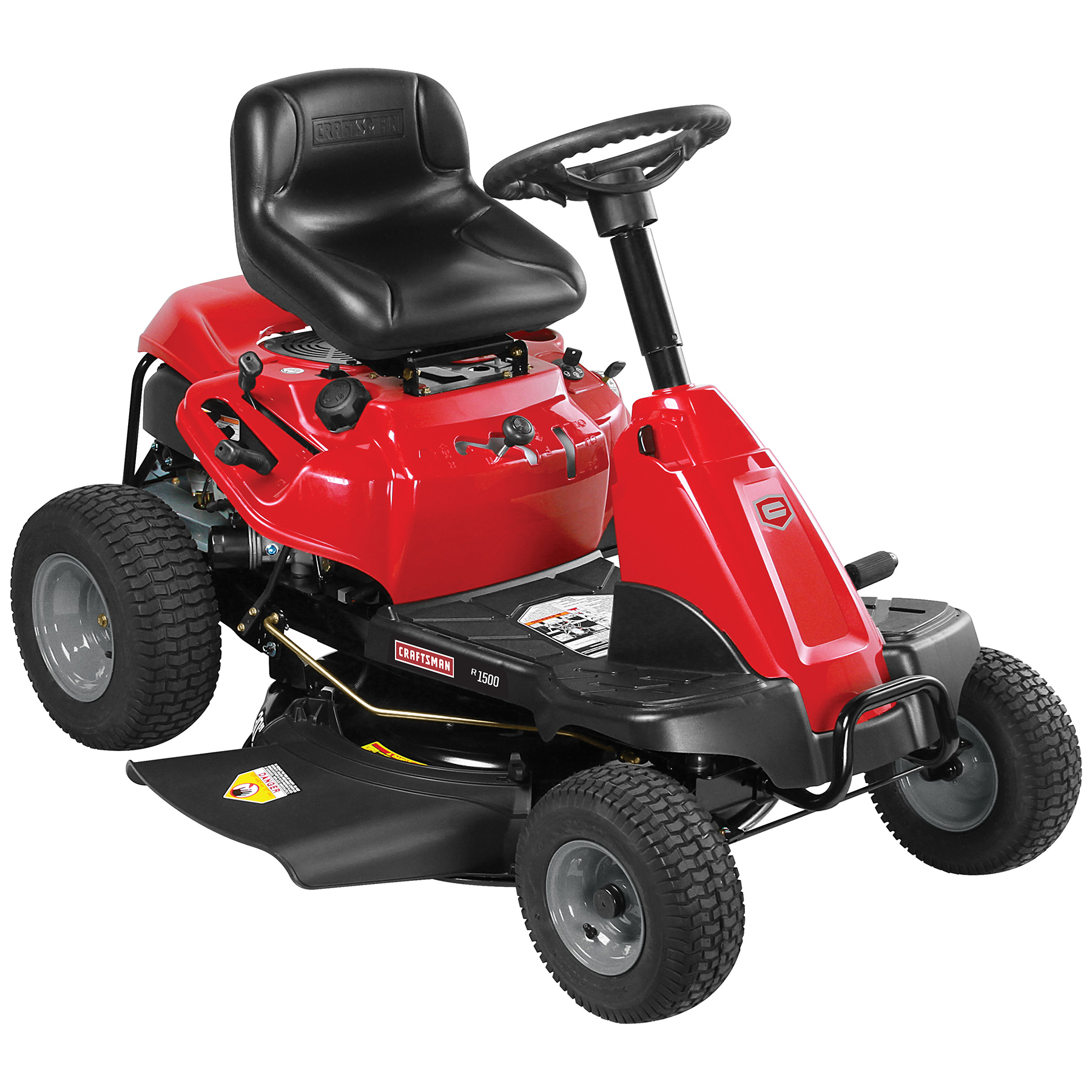 craftsman 29900 30 6 speed shift on the go rear engine riding mower w mulch kit [ 1800 x 1800 Pixel ]