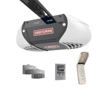 Craftsman 1/2 HP Quiet Belt Drive Garage Door Opener with ...