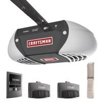 Craftsman 57915 3/4 Horsepower Ultra -Quiet Belt Drive ...