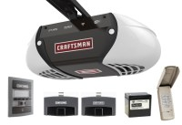 Craftsman 1.25 HP Belt Drive Smart Garage Door Opener