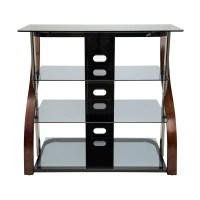 Bell'O 40 inch Tall TV Stand for TVs up to 42 inch ...