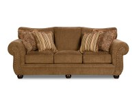 Simmons Victoria Sofa - Chocolate | Shop Your Way: Online ...