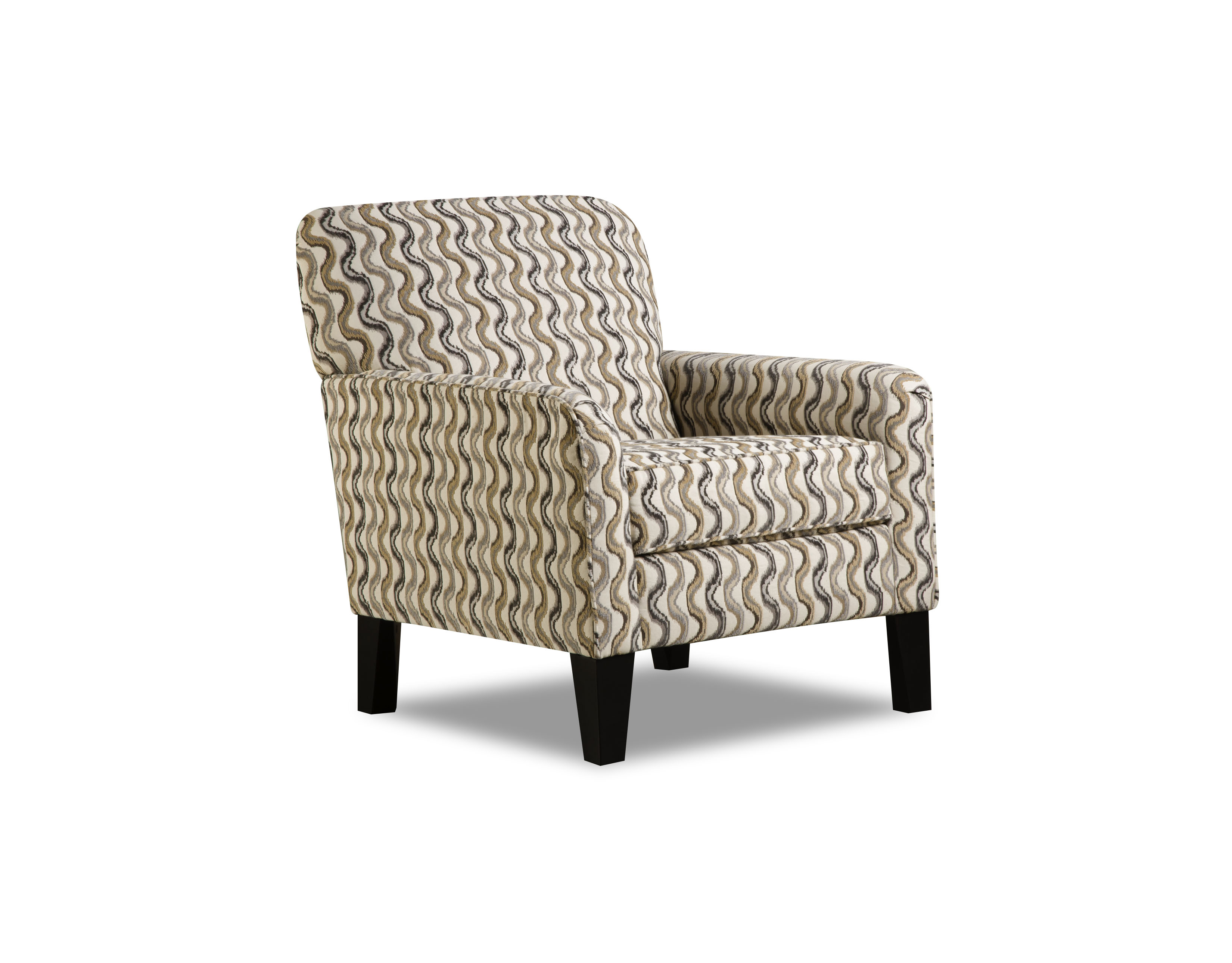 Simmons CICERO Accent Chair Driftwood