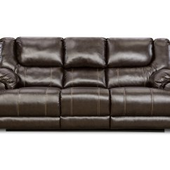 Simmons Blackjack Cocoa Reclining Sofa And Loveseat Patio Furniture Covers For Sectional Sofas Red Barrel Studio George