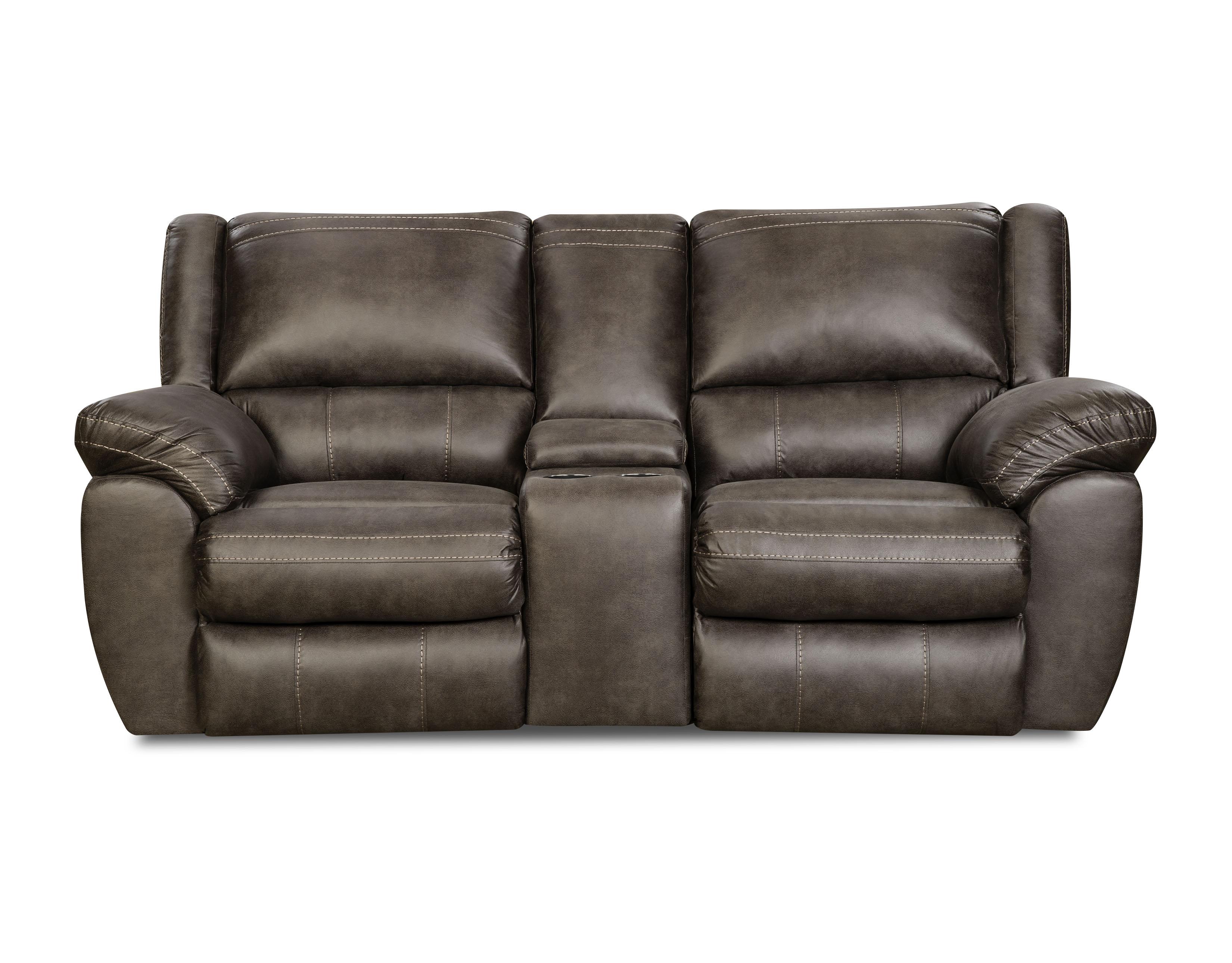 simmons beautyrest motion sofa reviews 2 seater fabric cheap mason reclining loveseat shiloh granite