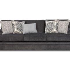 Simmons Bucaneer Reclining Sofa Reviews Grey Linen Chesterfield Scarlet Slate