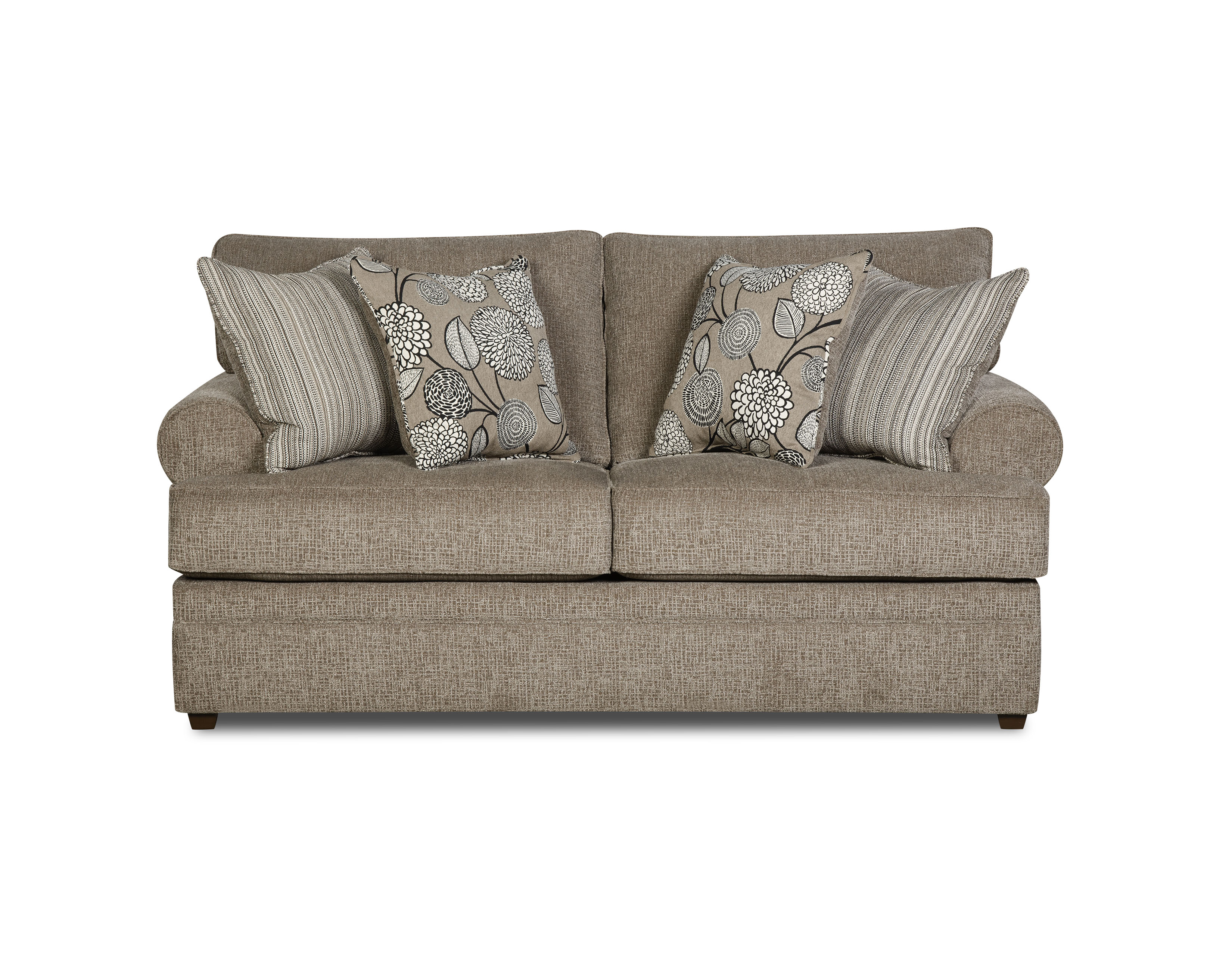 simmons beautyrest reclining sofa corinthian sectional scarlet loveseat macey pewter shop your way