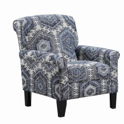Sears Accent Chairs Cheap Kids Simmons Upholstery Bedroom Seating Scarlet Chair Tequila Indigo