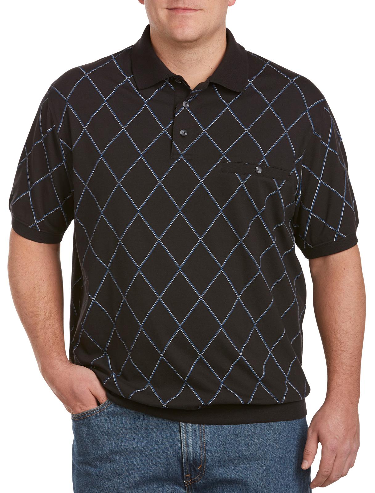 Harbor Bay Banded Bottom Shirts