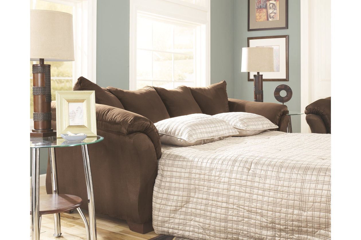 Signature Design by Ashley  7500436  Darcy Full Sofa Sleeper  Sears Outlet