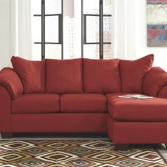 Sears Clearwater Sofa Sectional Knopparp Assembly Signature Design By Ashley 7500118 Darcy Chaise Outlet